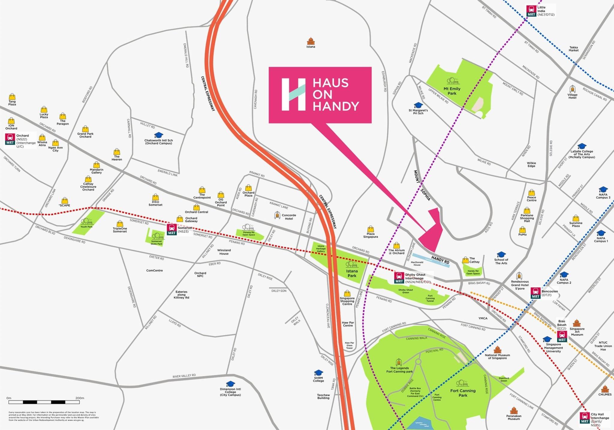 Haus-Location-Map