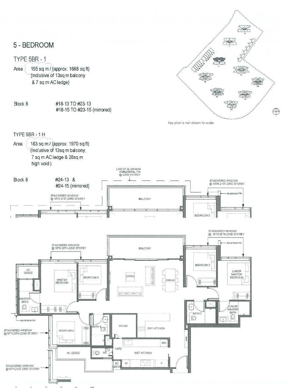 Parc-Clematis-Floor Plan -5BR