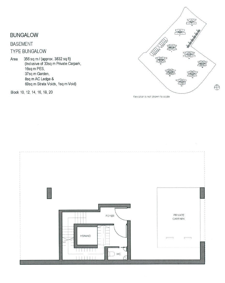 Parc-Clematis-Floor Plan -Bungalow 0
