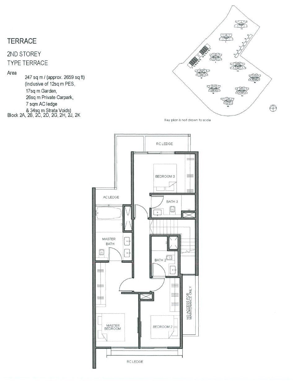 Parc-Clematis-Floor Plan -Terrace 2