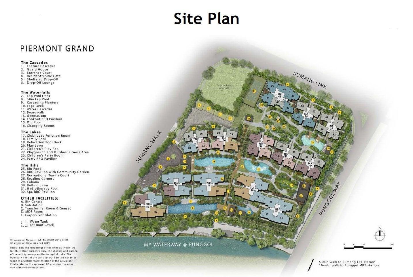Piermont-Grand-site-plan