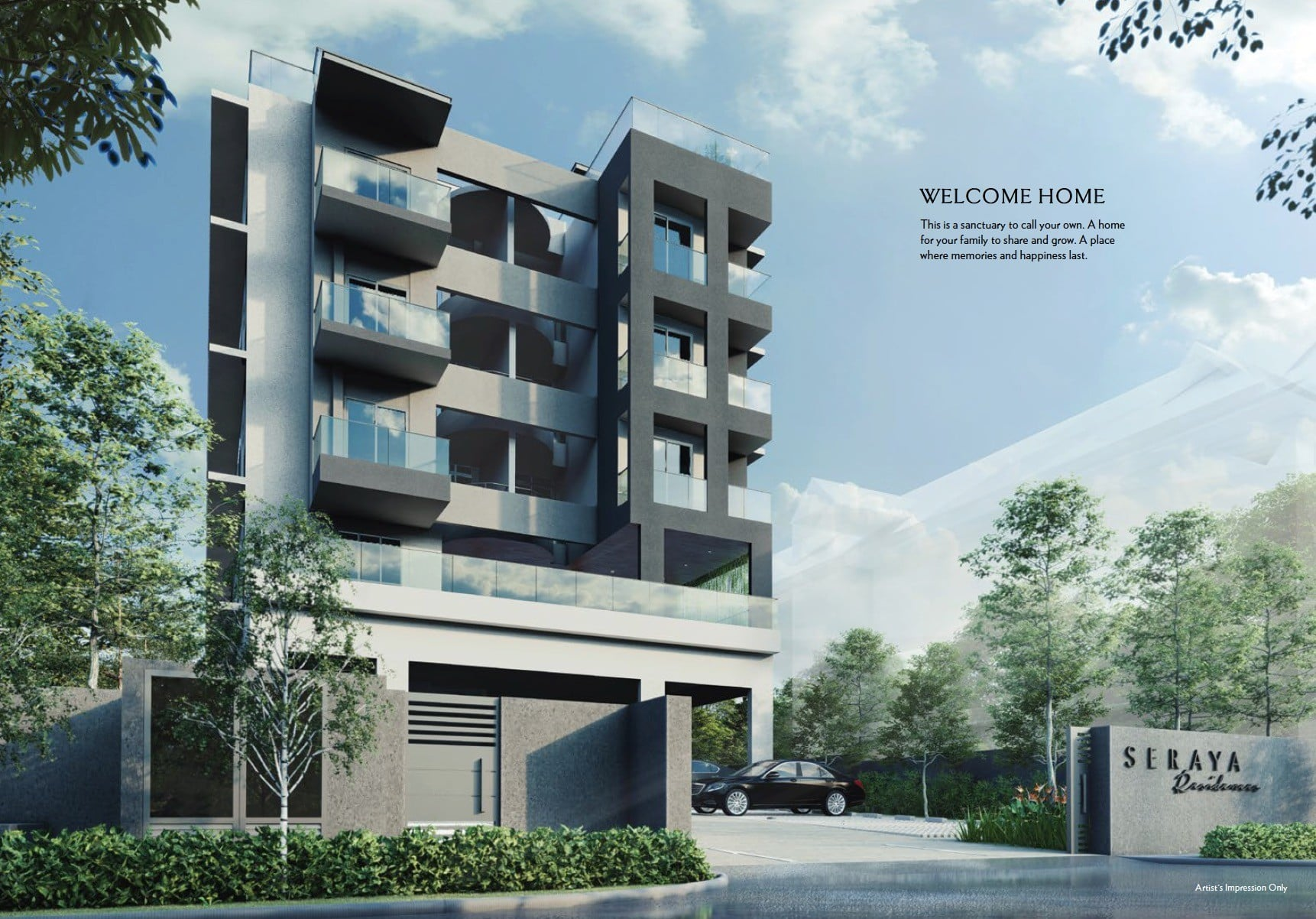 Seraya-Residences-Entrance Main
