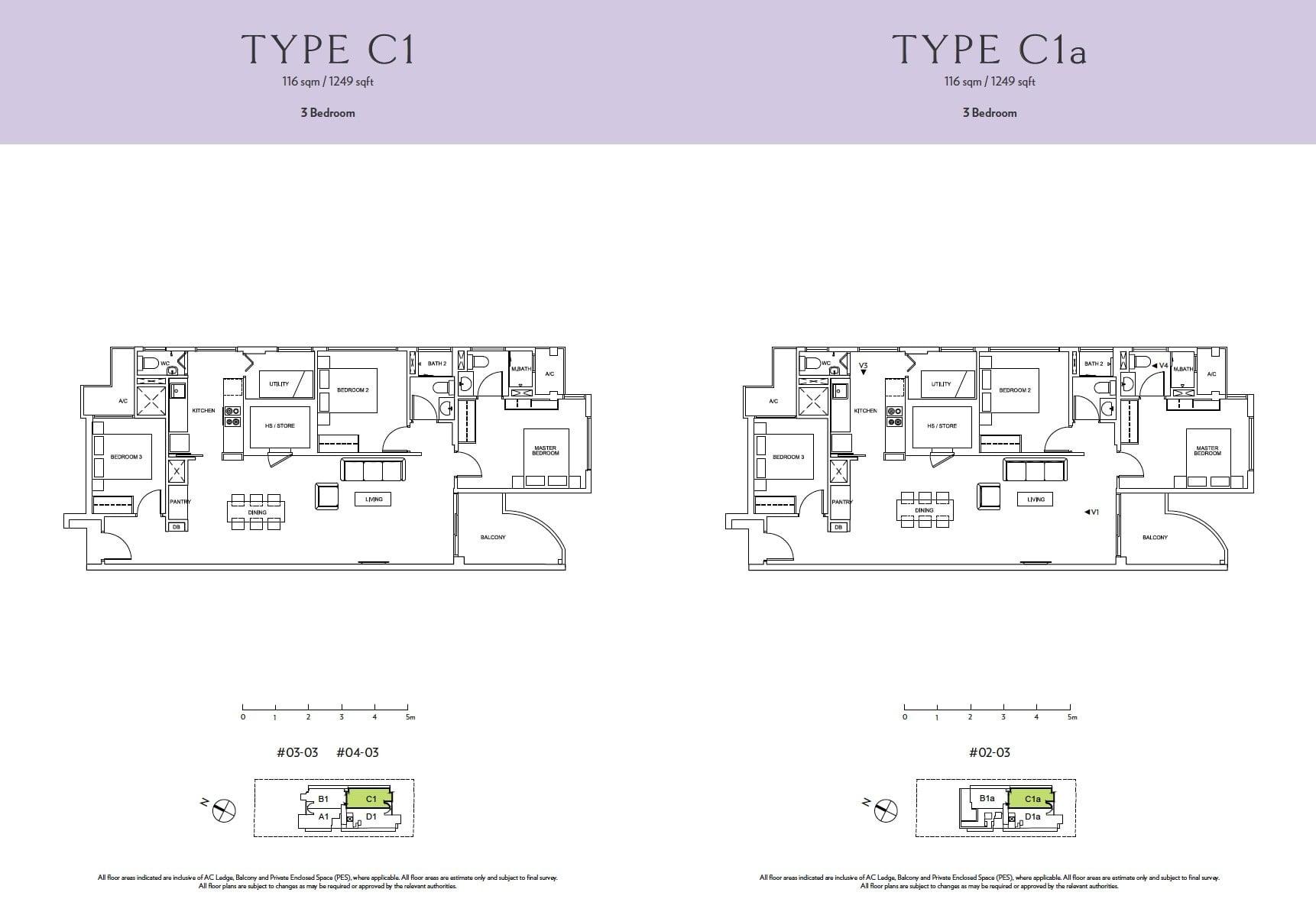 Seraya-Residences- Floor Plan 3