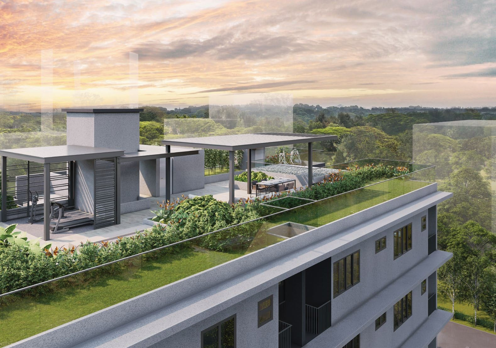Seraya-Residences-facilities