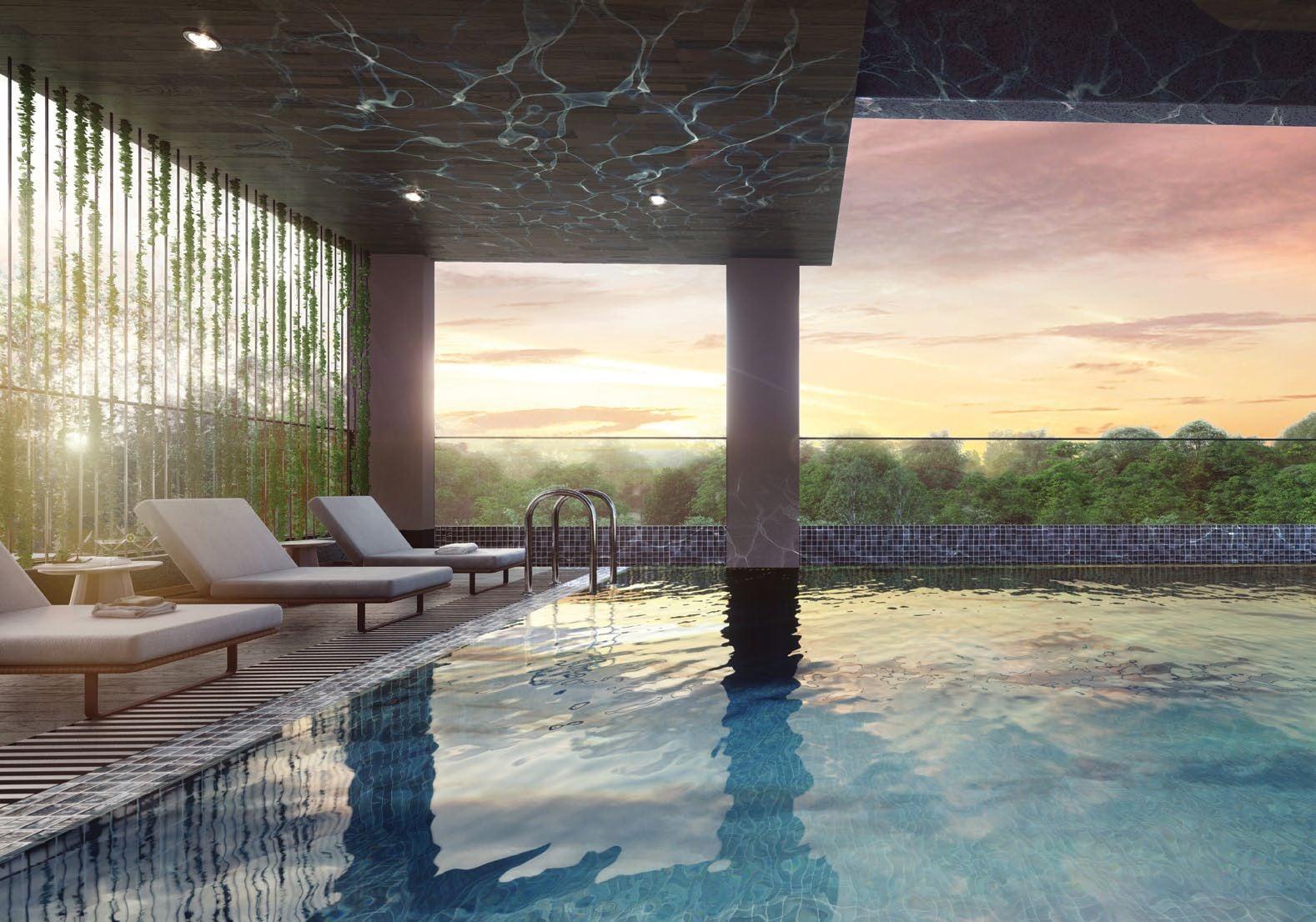 Seraya-Residences-pool
