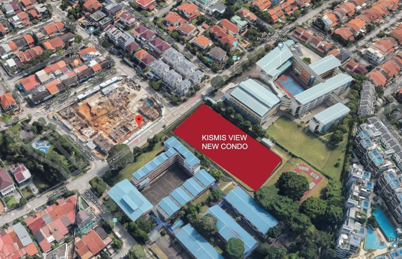 kismis-view-new-condo-location