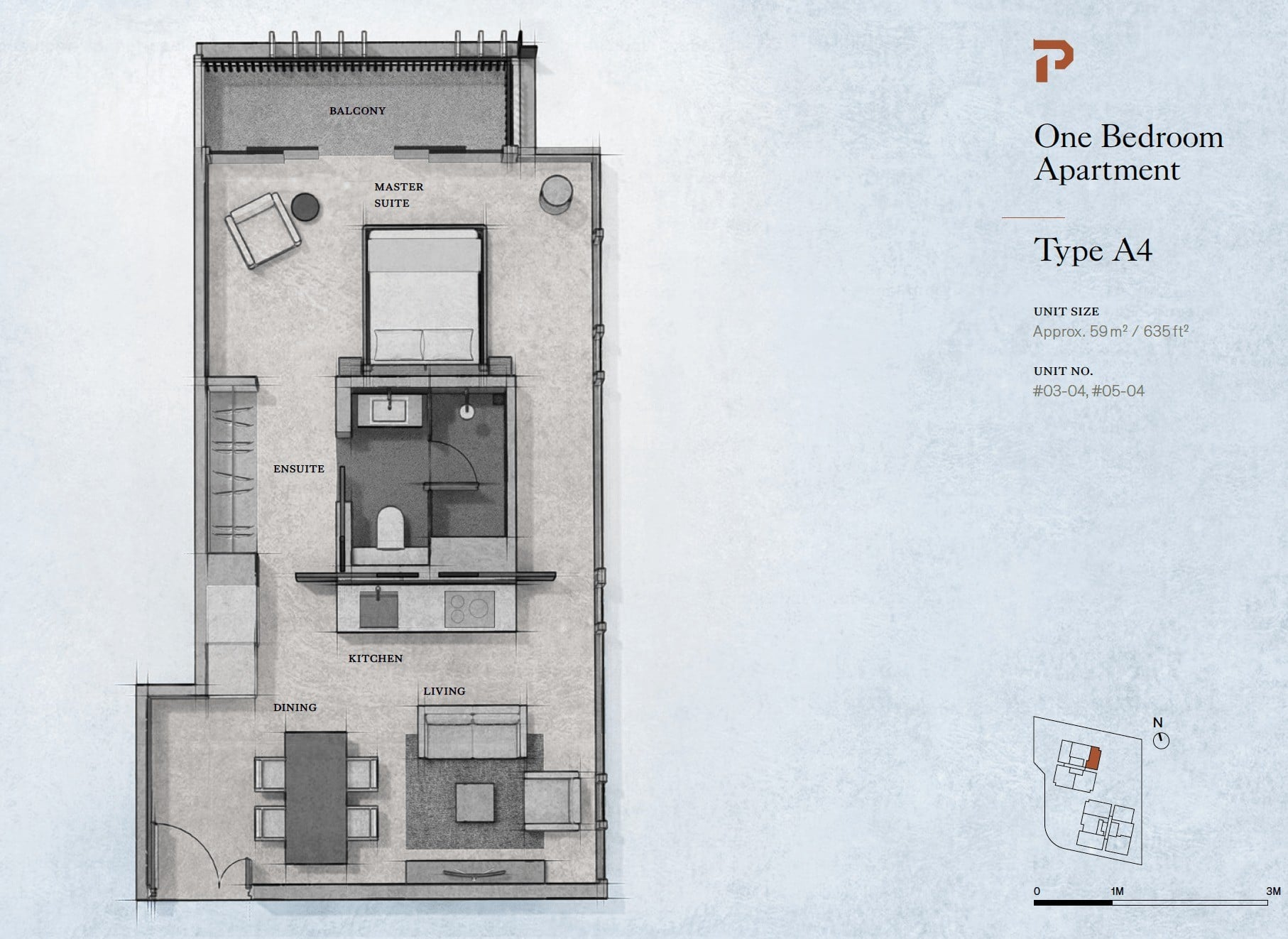 Petit-Jervois-1-bedroom-floor-plan-type-A4