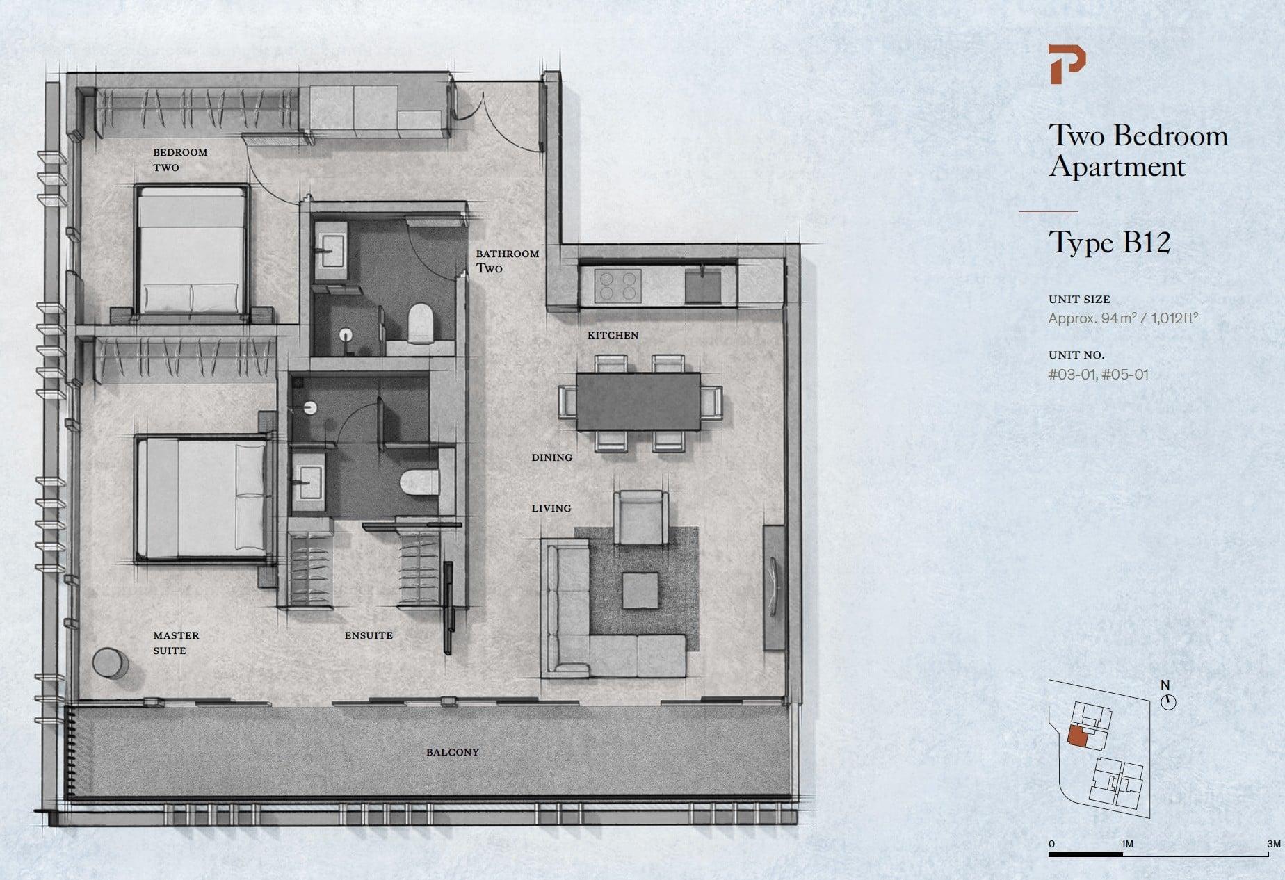 Petit-Jervois-2-bedroom-floor-plan-Type-B12