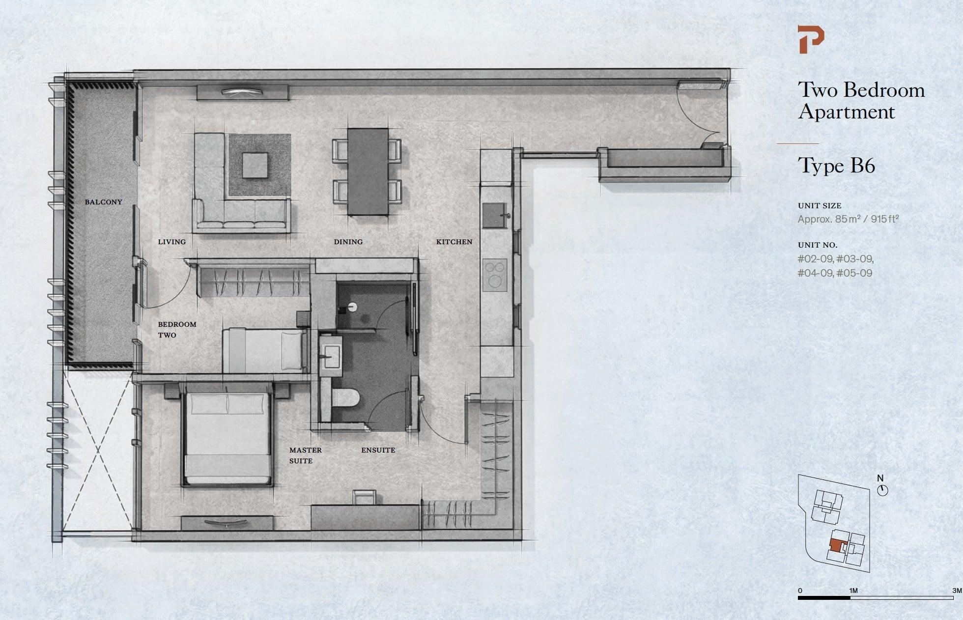 Petit-Jervois-2-bedroom-floor-plan-Type-B6