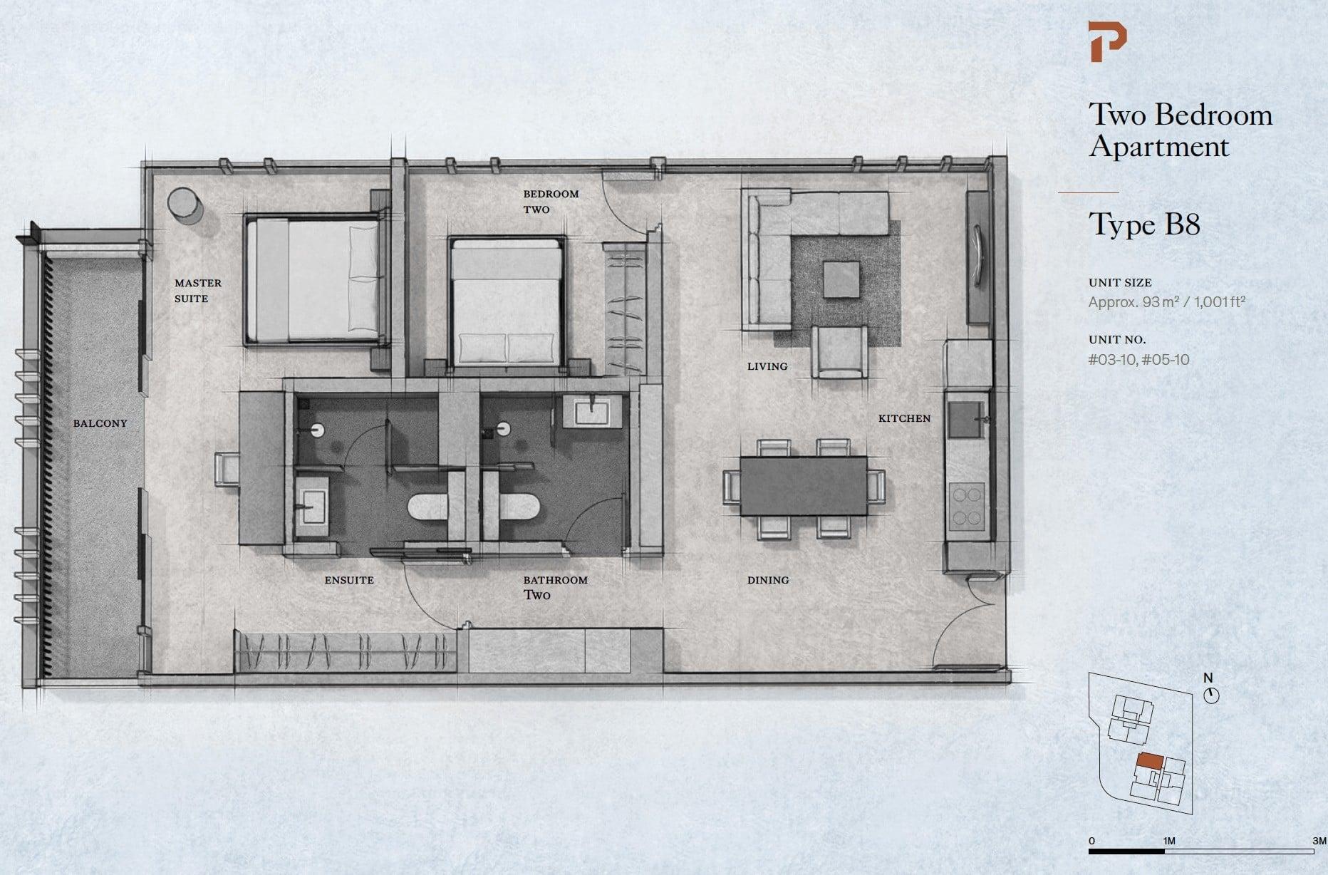 Petit-Jervois-2-bedroom-floor-plan-Type-B8
