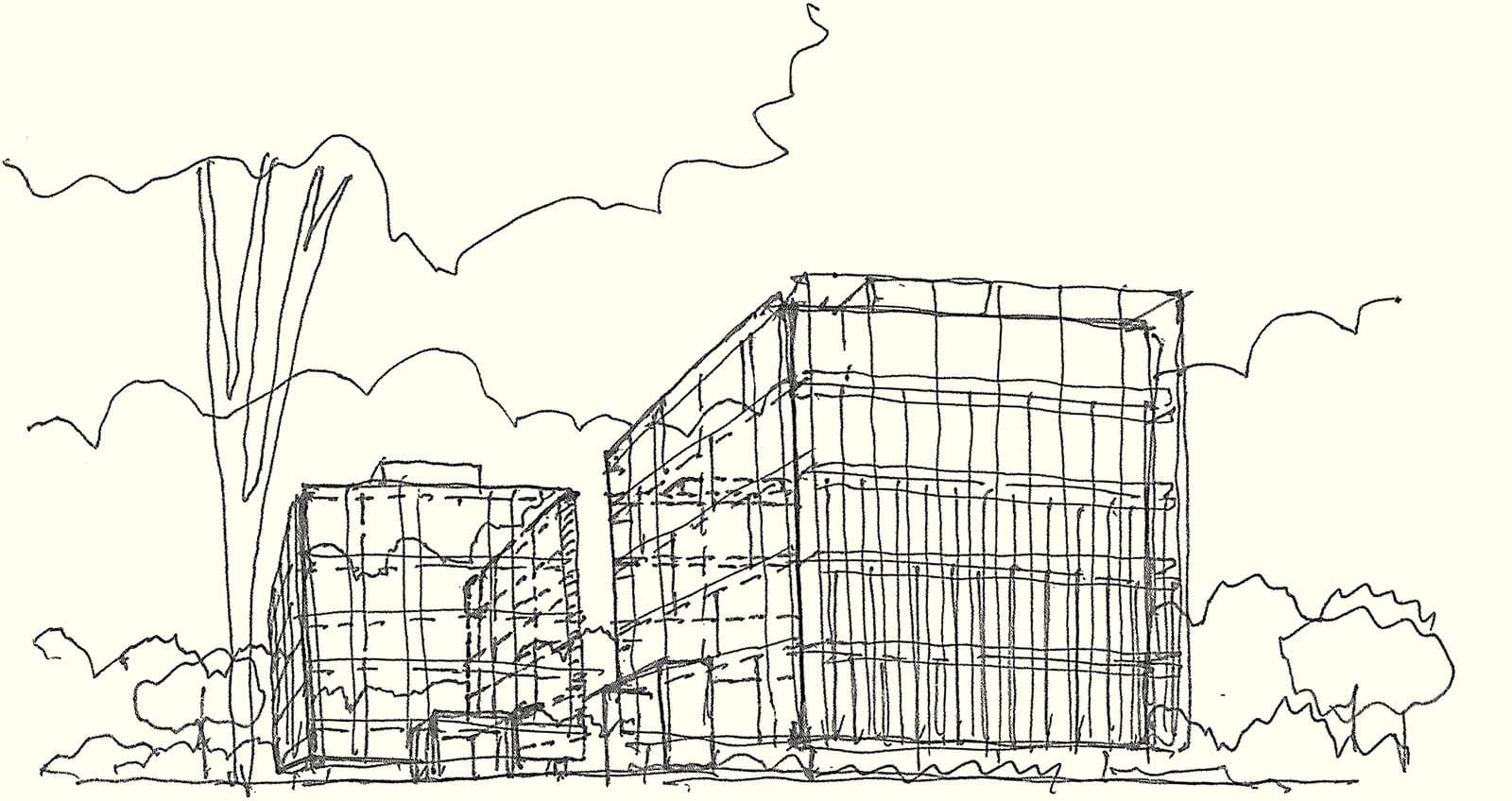 Petit-Jervois-building design