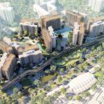 Sengkang-Buangkok-mrt-condo-central-capitaland-CDL-integrated-development