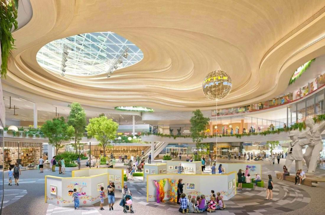 Sengkang-central-integrated mall