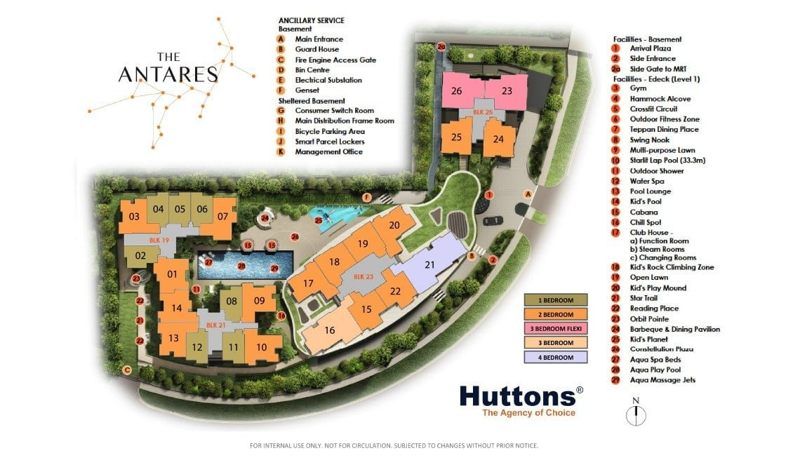 The-Antares_Site-Plan