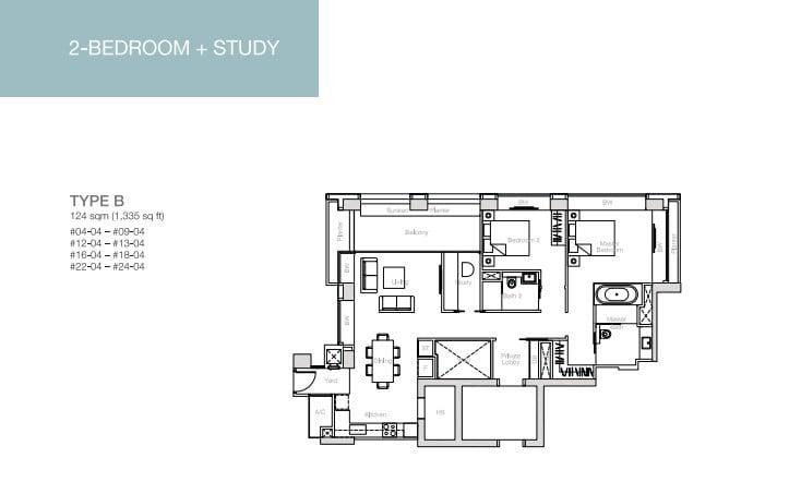 nouvel-18-floorplan 2BR+S B