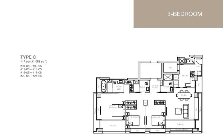 nouvel-18-floorplan 3BR C