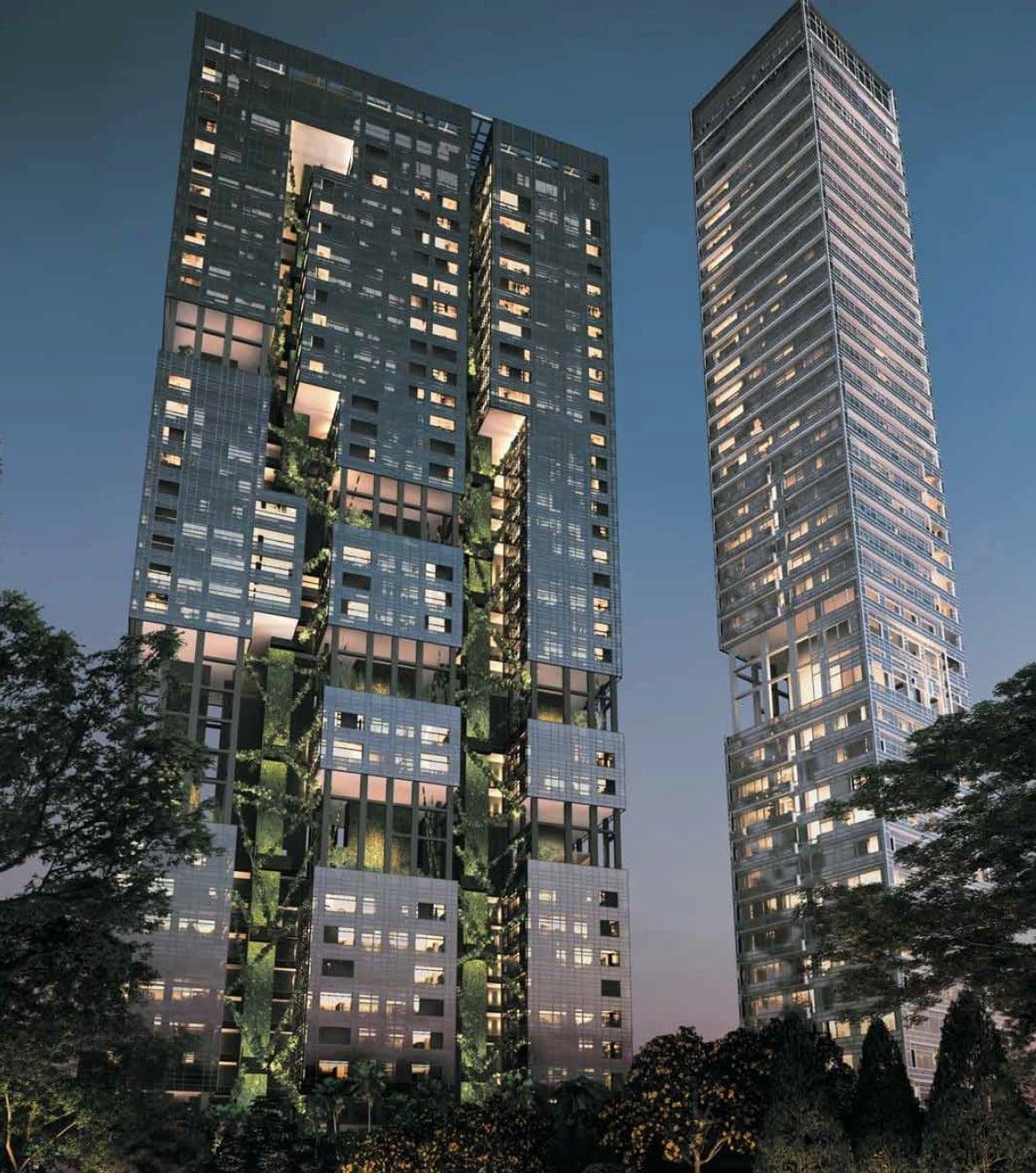 nuovel 18 -buildings