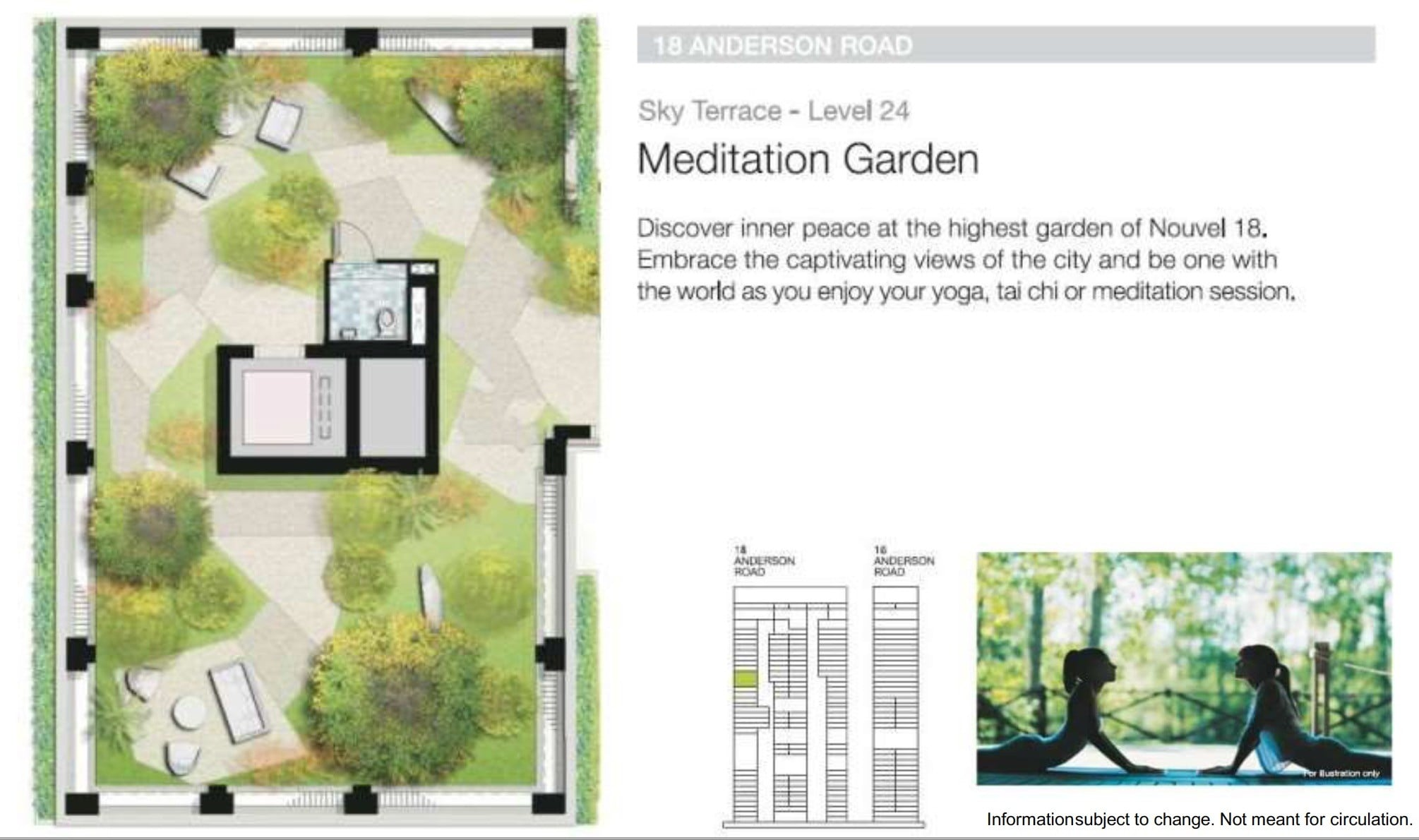nuovel 18 -sky terrace level 24