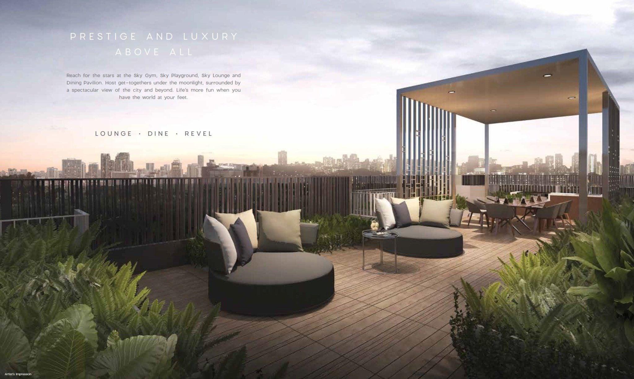urban treasures roof terrace