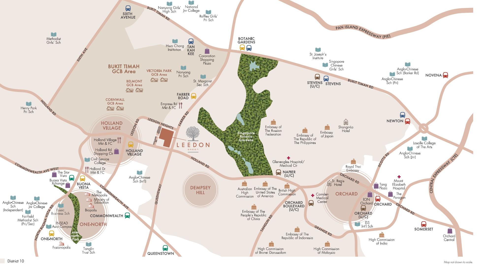 Leedon-Green-map