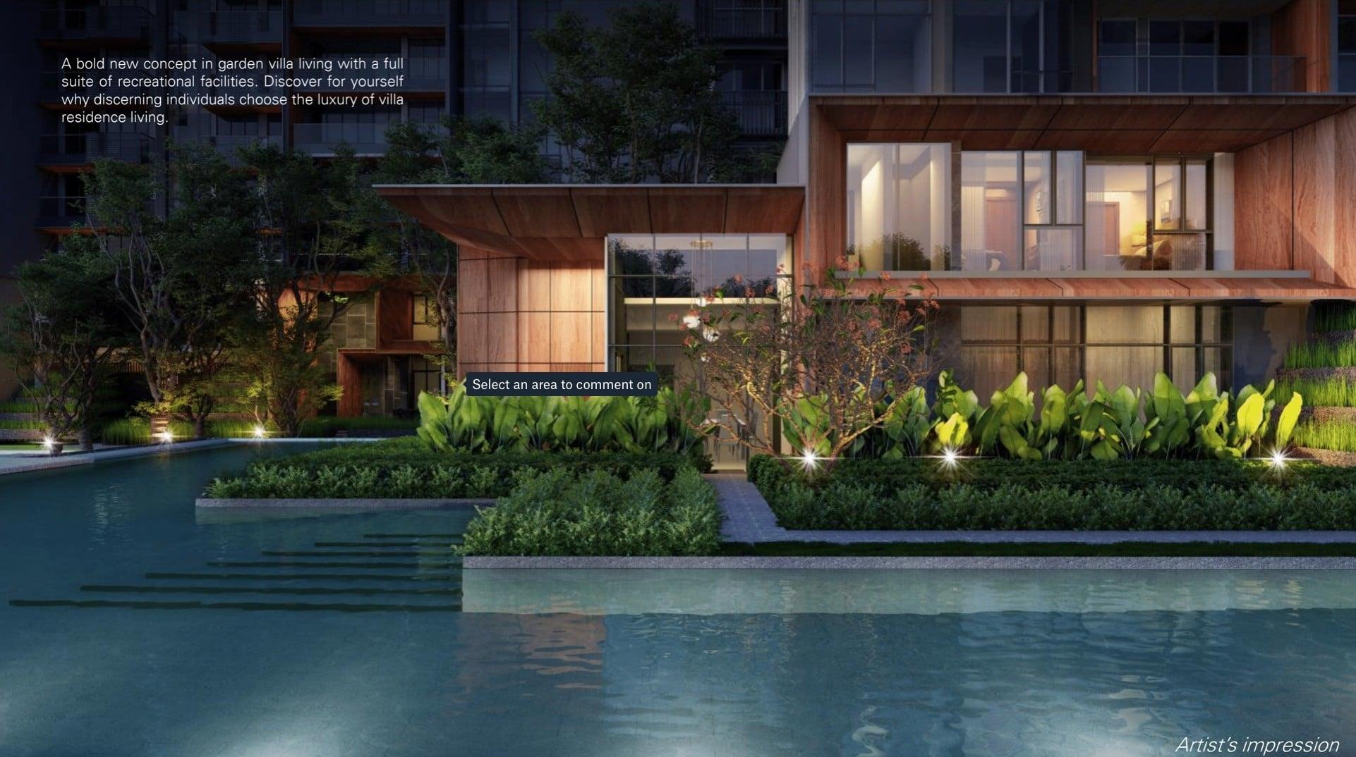 Leedon-Green-swimming pool