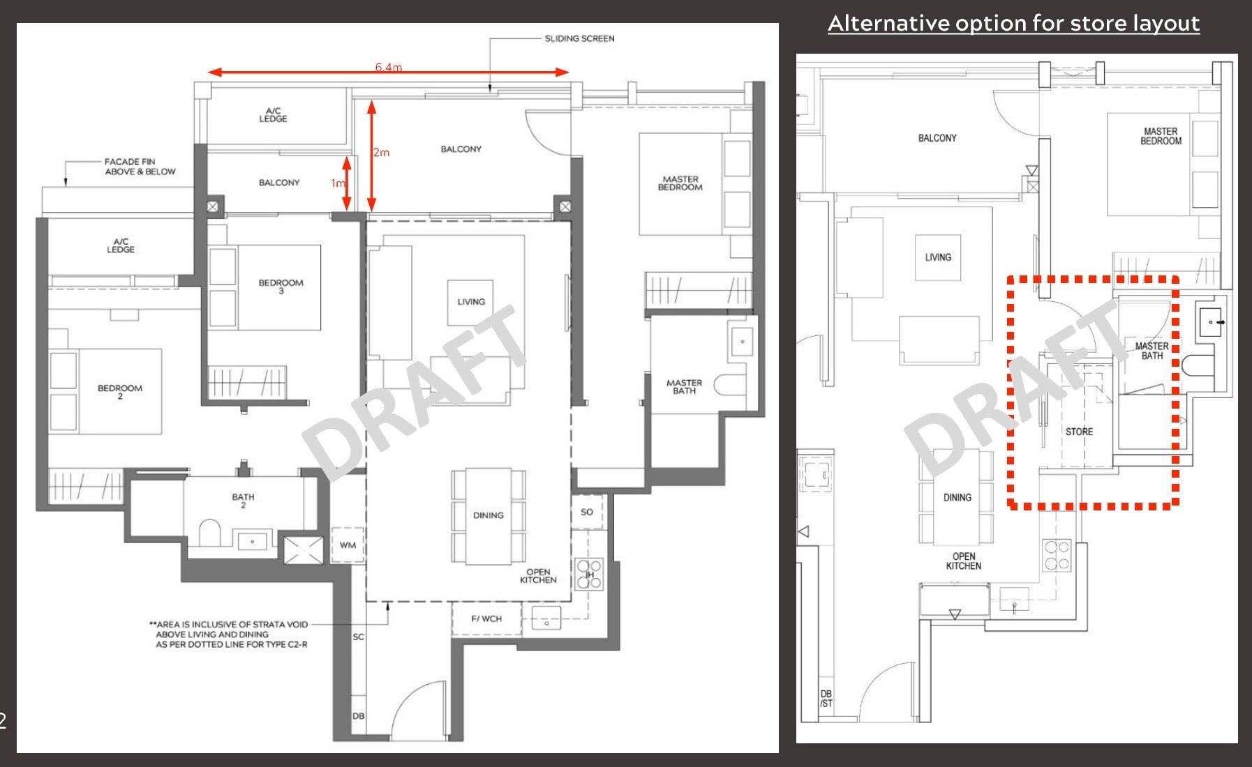 Meyer-Mansion-3BR type C2