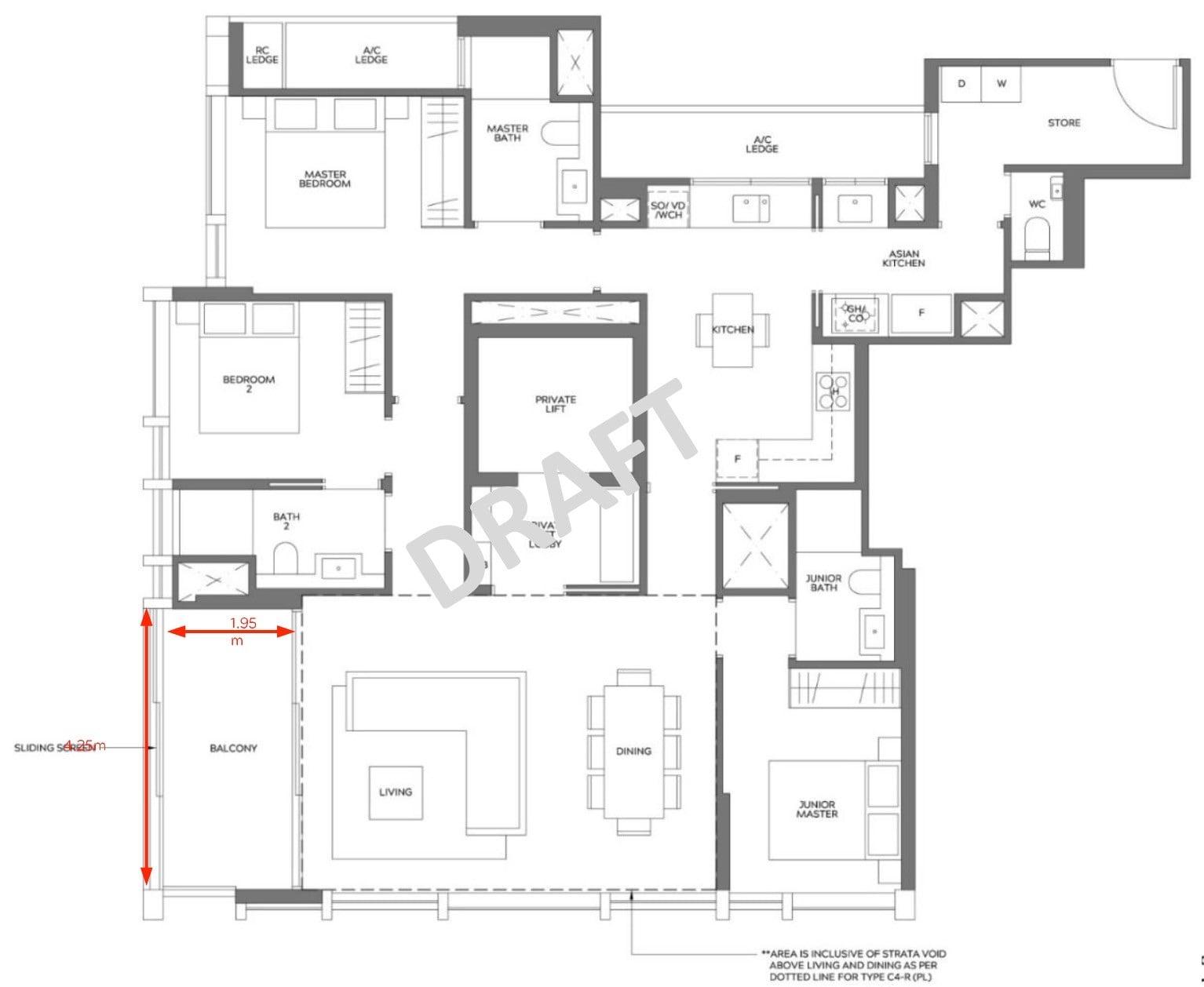 Meyer-Mansion-3BR type C4