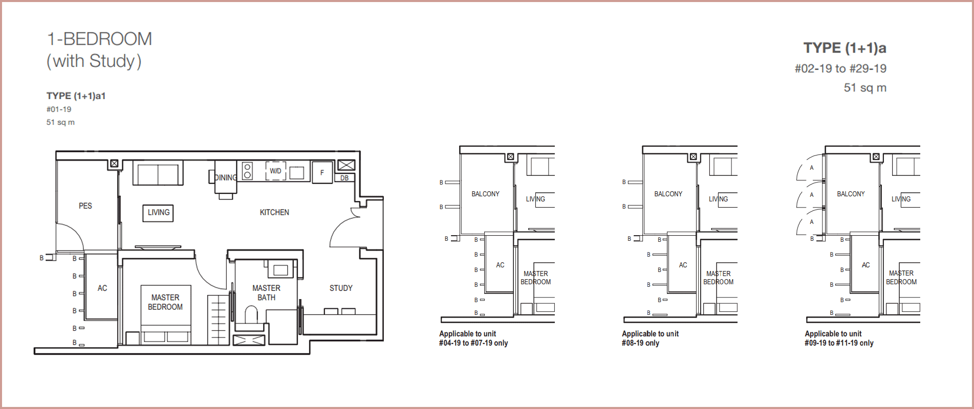 Midwood-hillview-floor plan 1BR_S A1