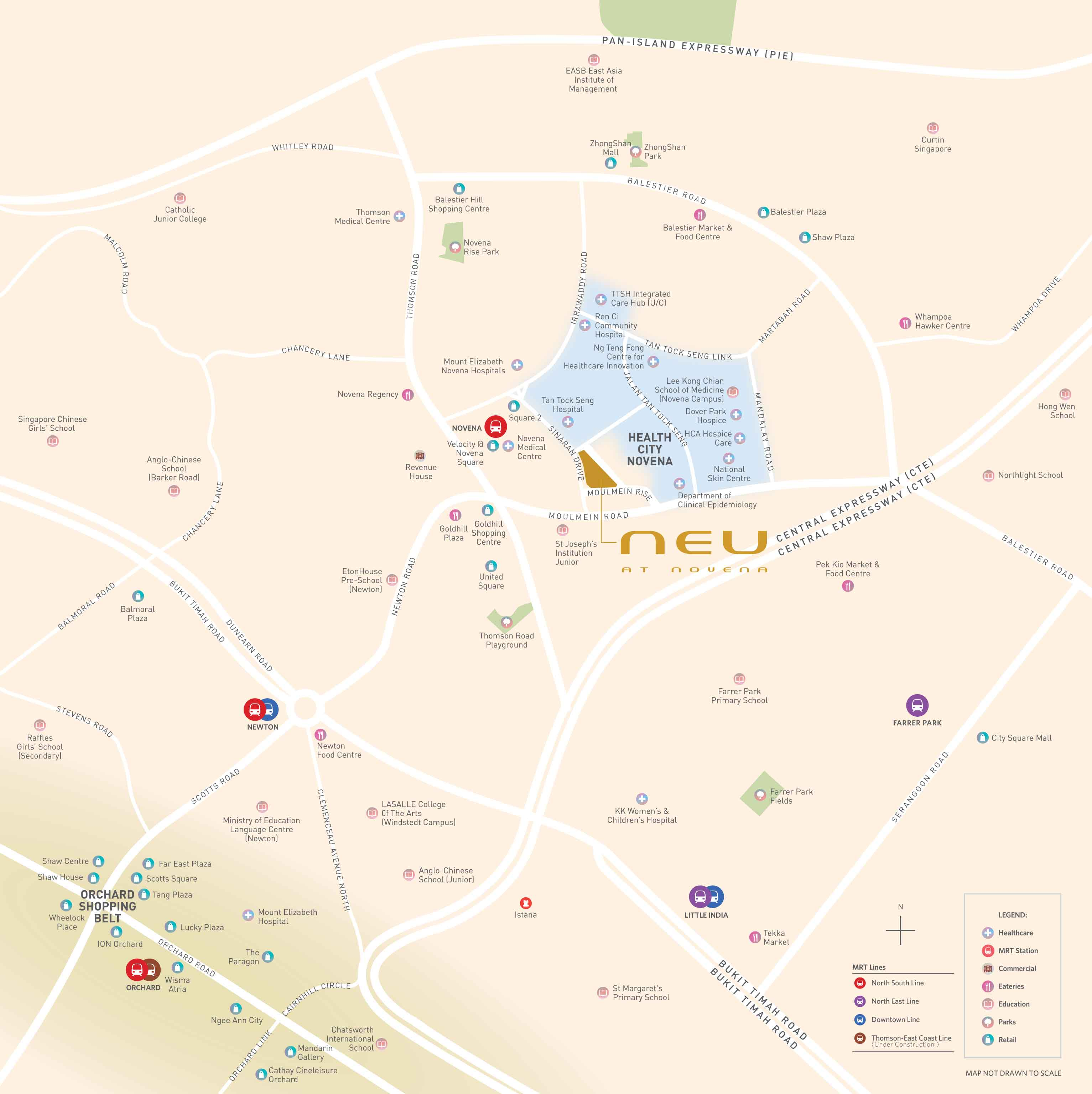 Neu Novena Site Map 2
