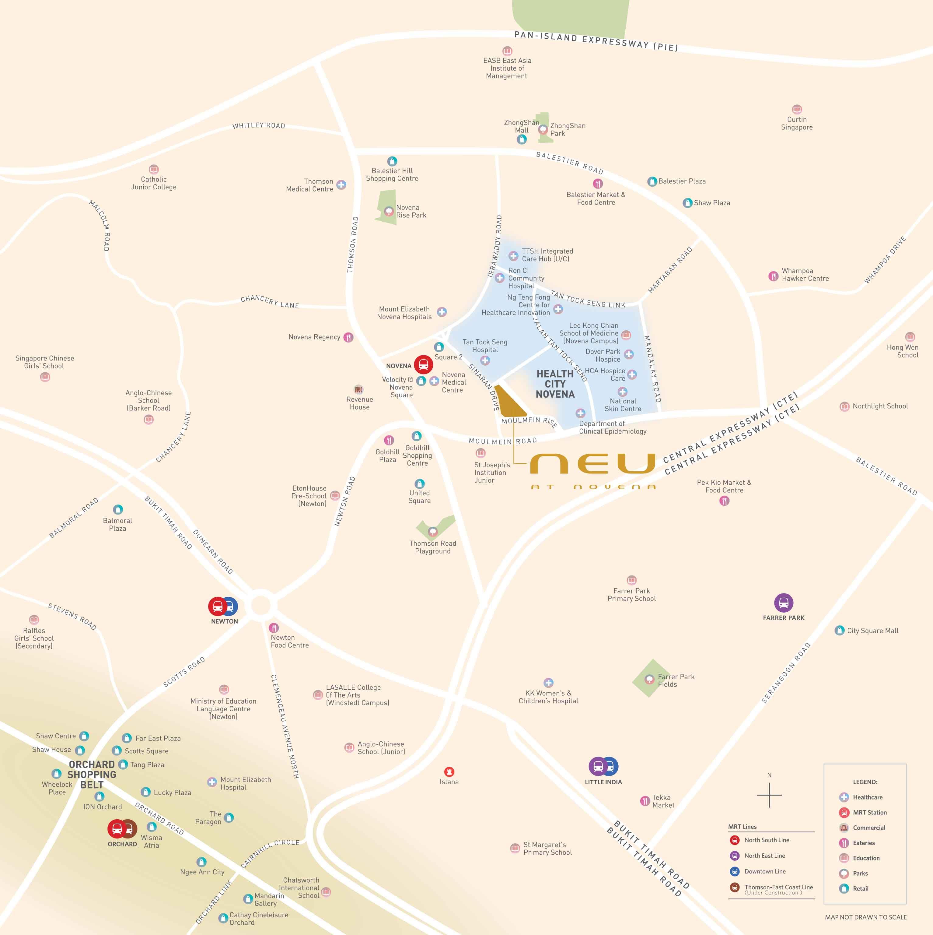 Neu Novena Site Map 2