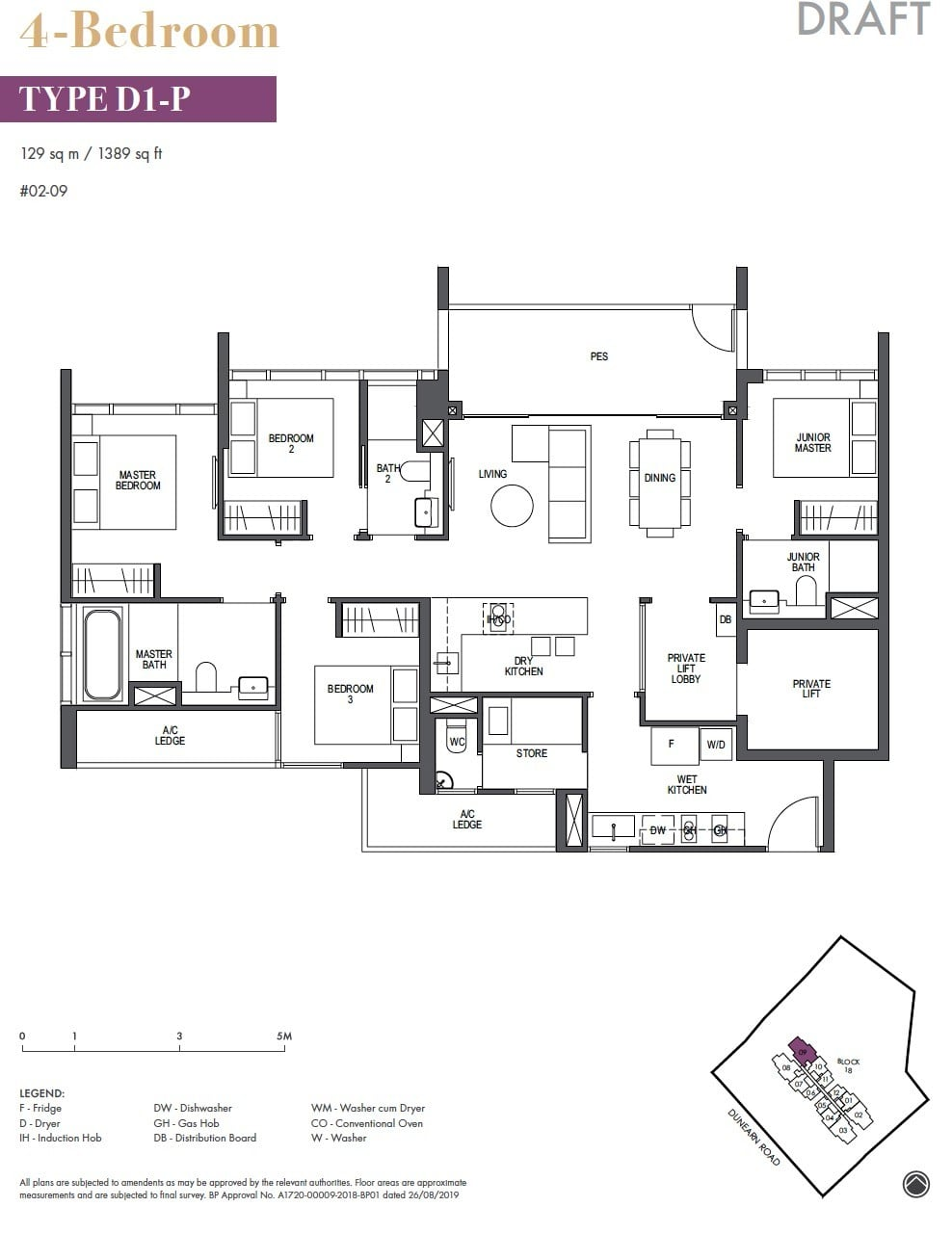 Pullman-Residences-Newton-4BR
