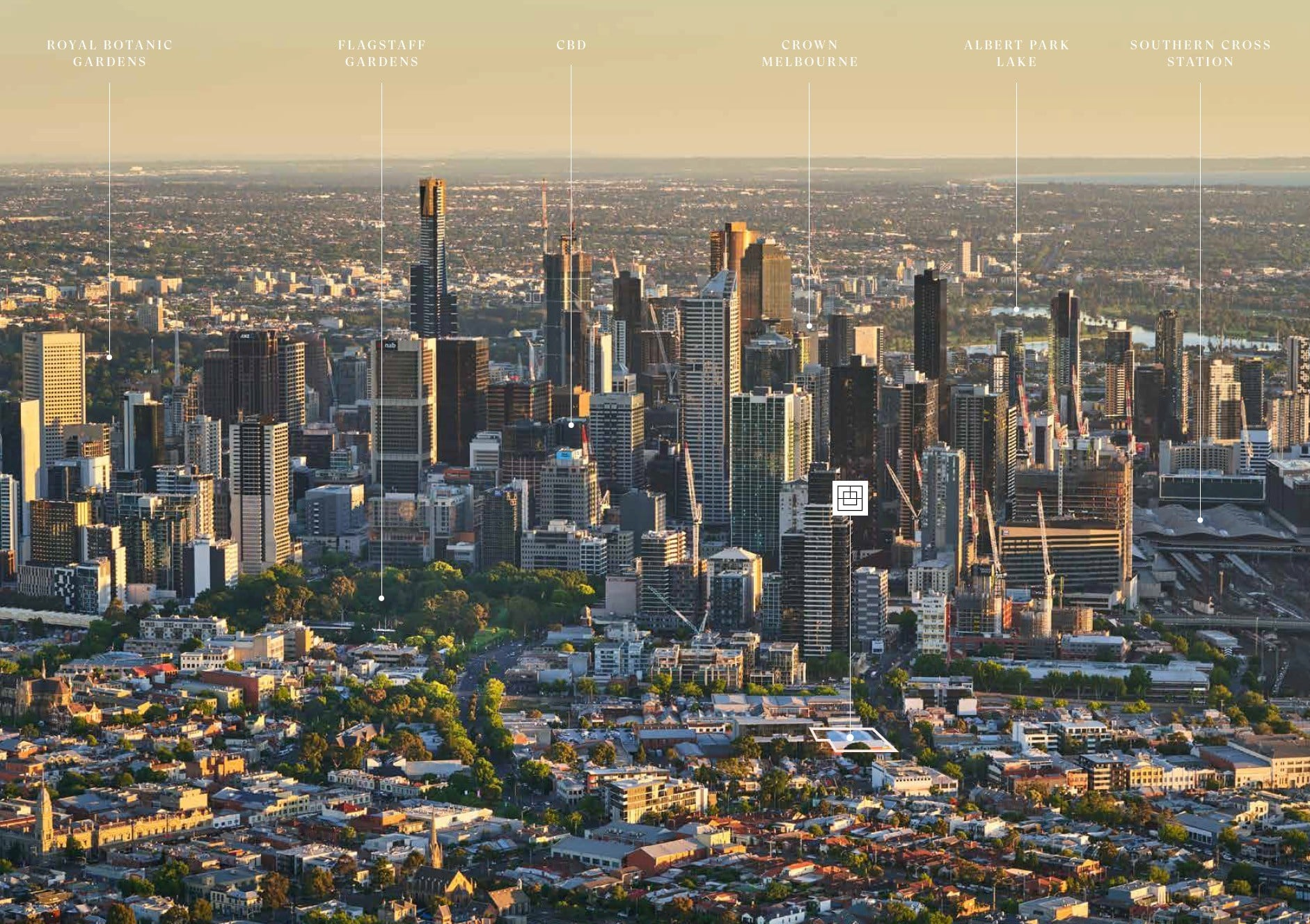 The Marker Melbourne-Site