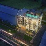 Bukit 828 Building Facade