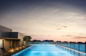 Bukit 828 Top Floor Pool