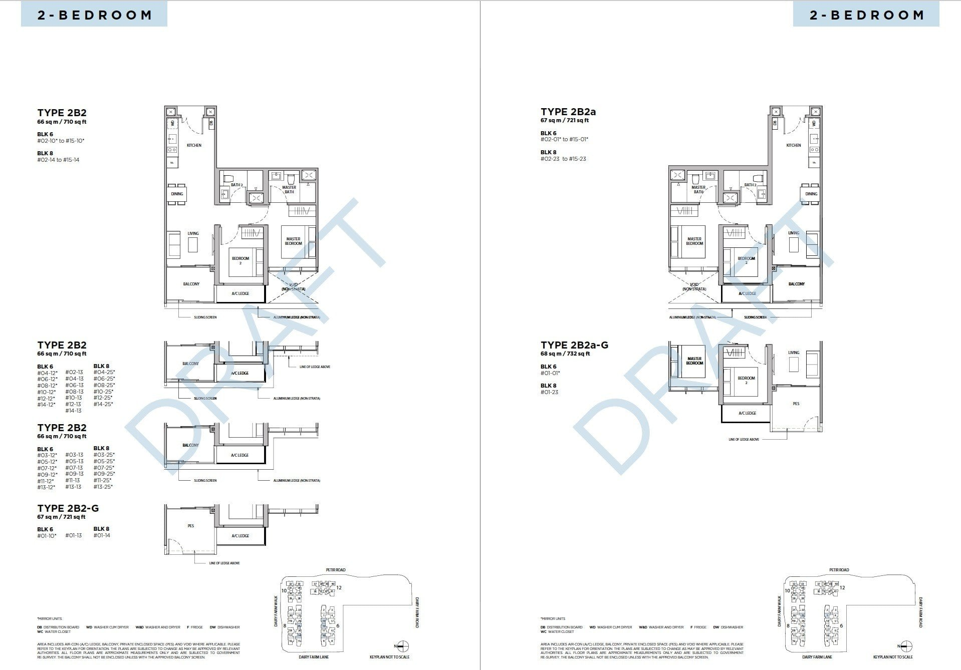 Dairy-Farm-Residences-Floor Plan 2BR -3
