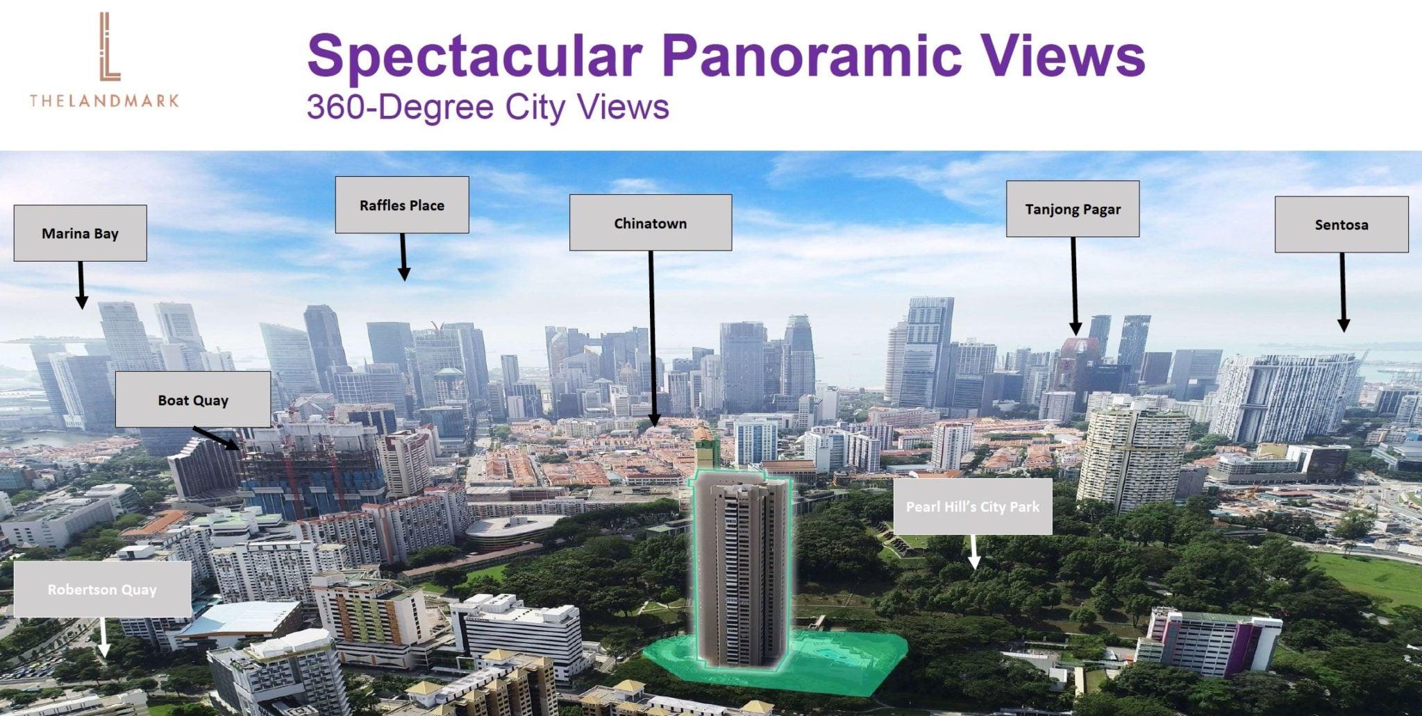 Landmark-Tower-view
