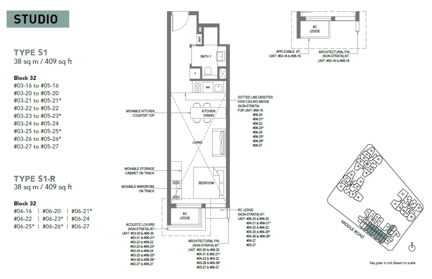 The-M-Floor Plan Studio