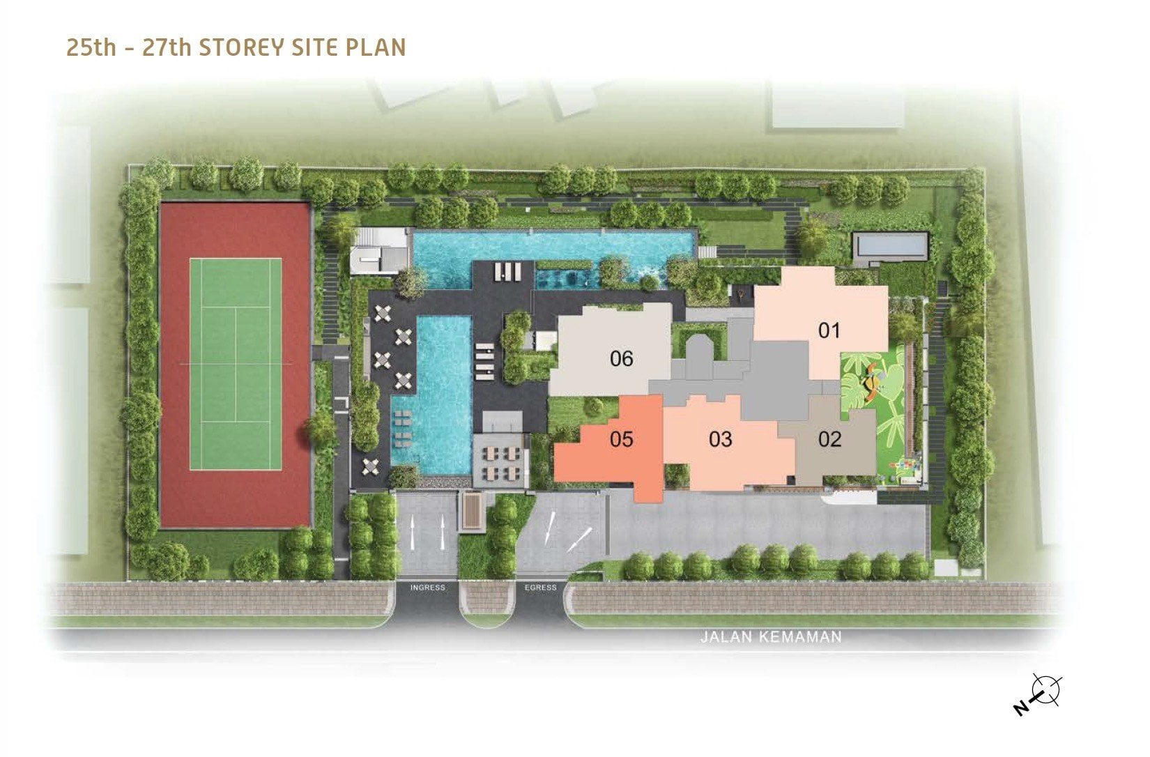 Verticus-site plan 25~27