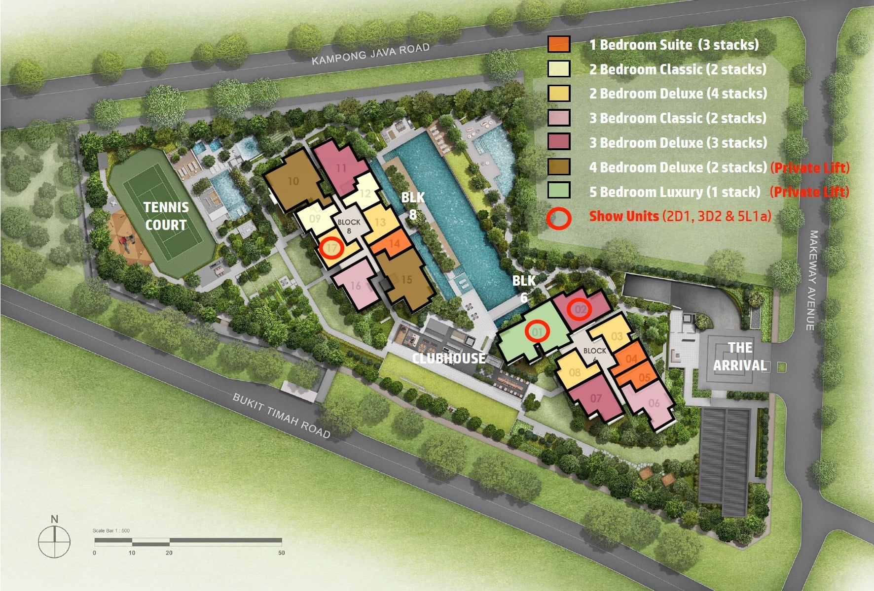 kopar-newton-site plan 2