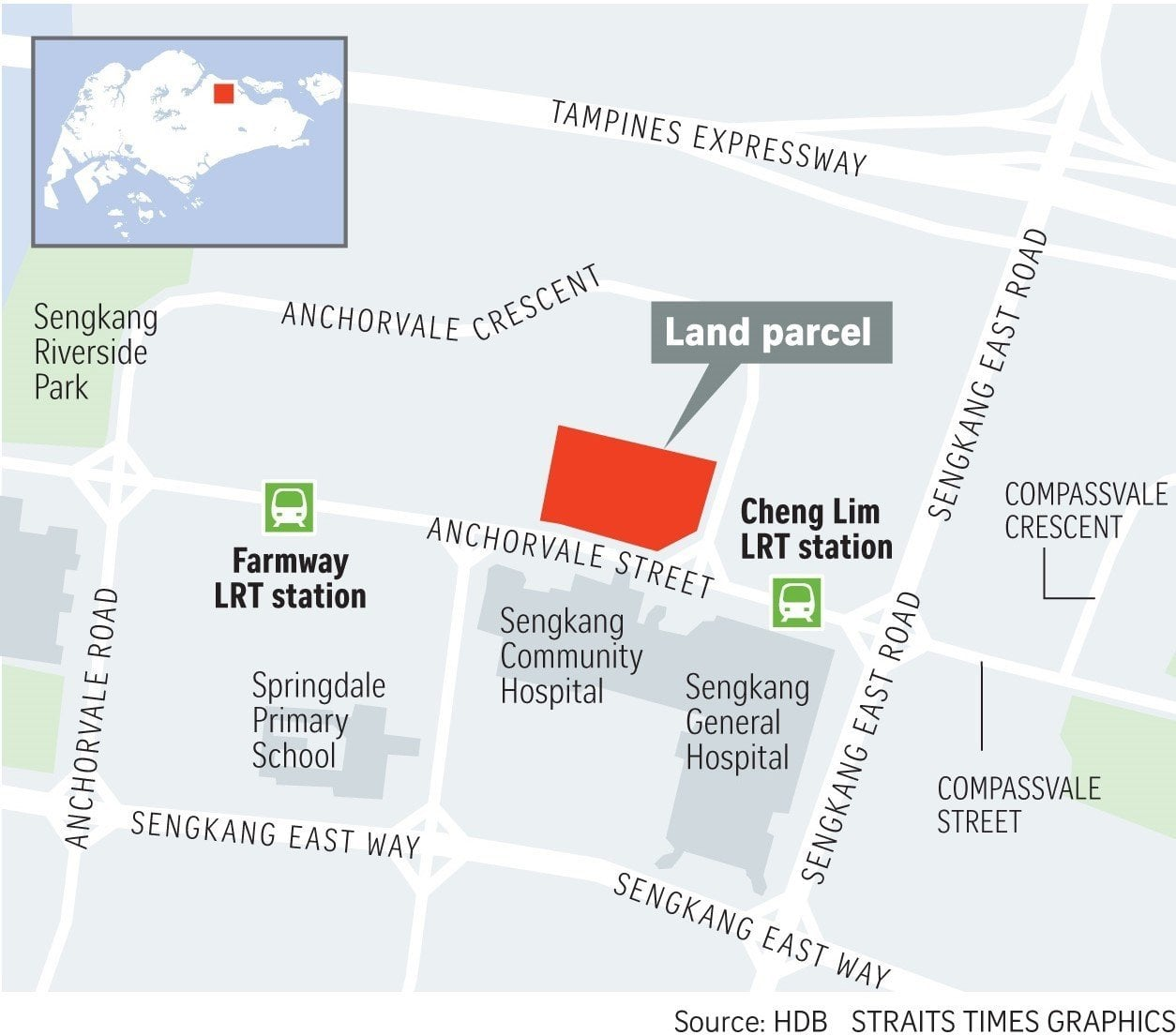 ola-ec-anchorvale-crescent-location map