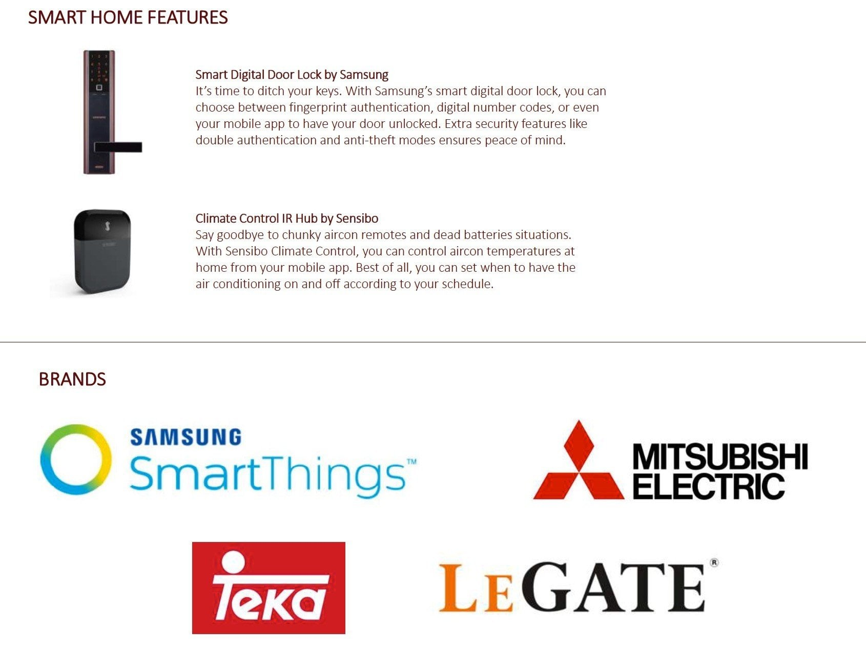 ola-ec-fitting and fixtures brands