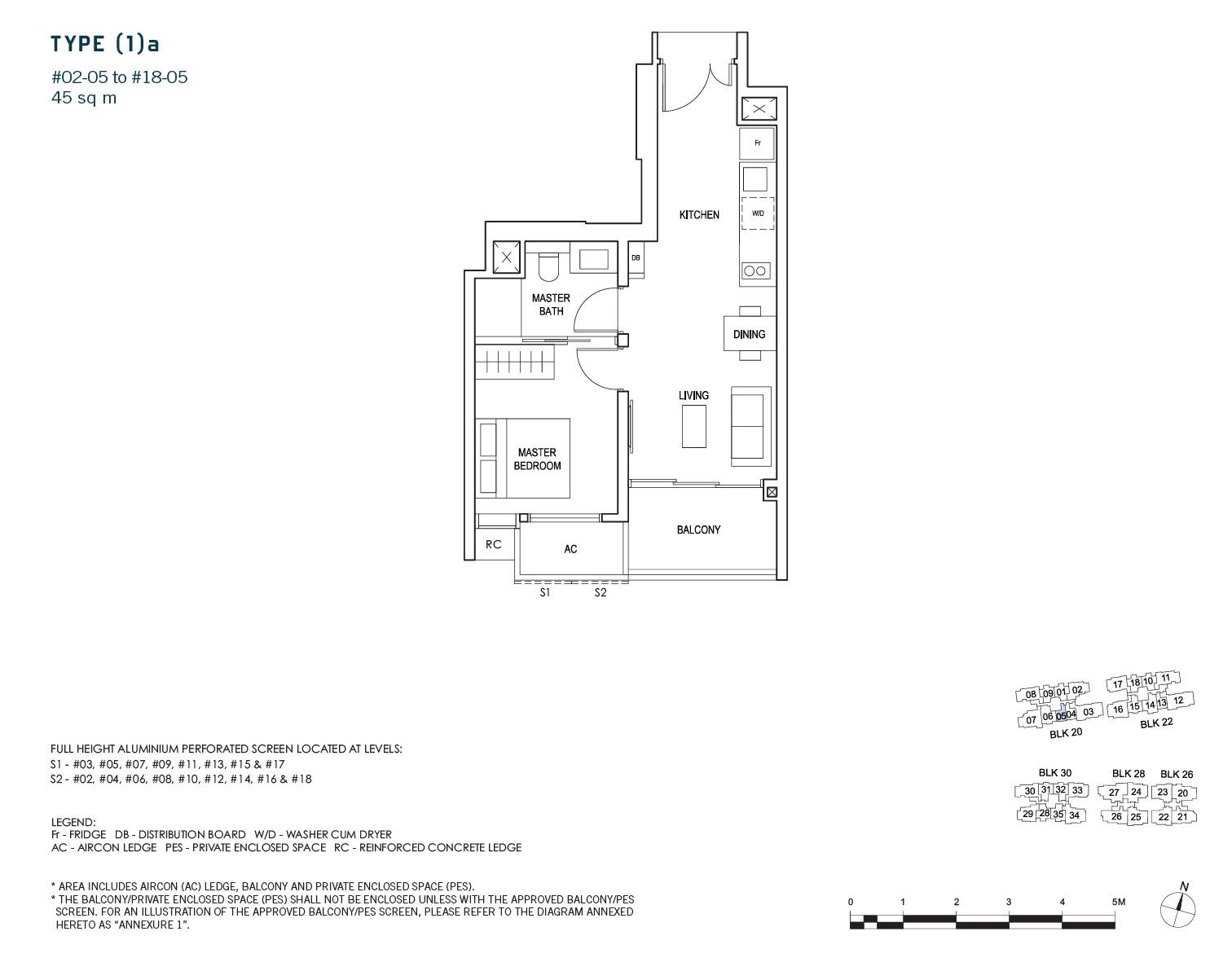 penrose-sims-floorplan 1BR