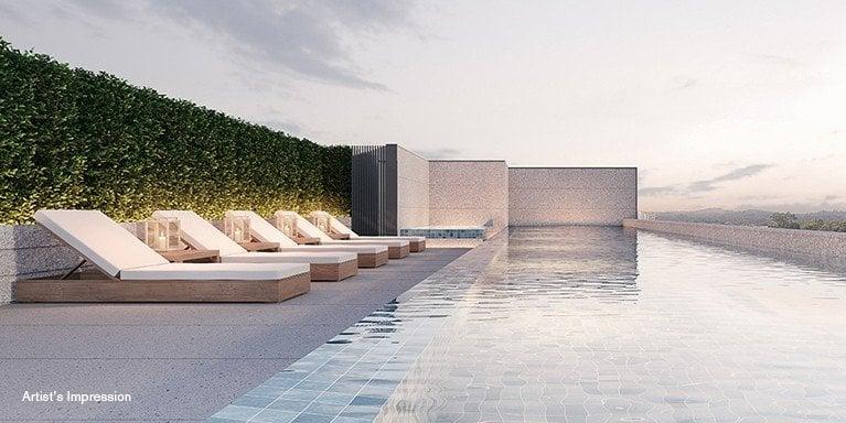 19 Nassim Condo Relaxation Pool