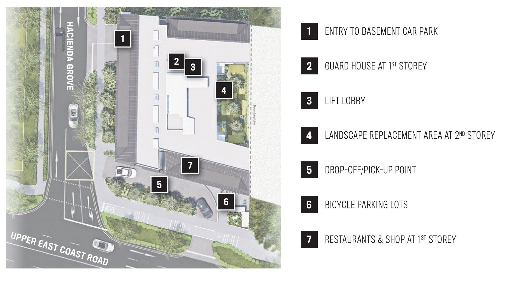 77 east coast site plan-1
