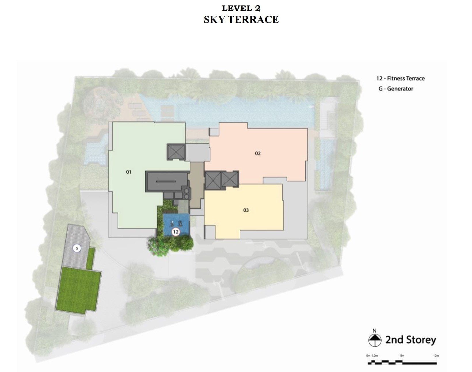 Cairnhill-16-Orchard Site Plan Level 2