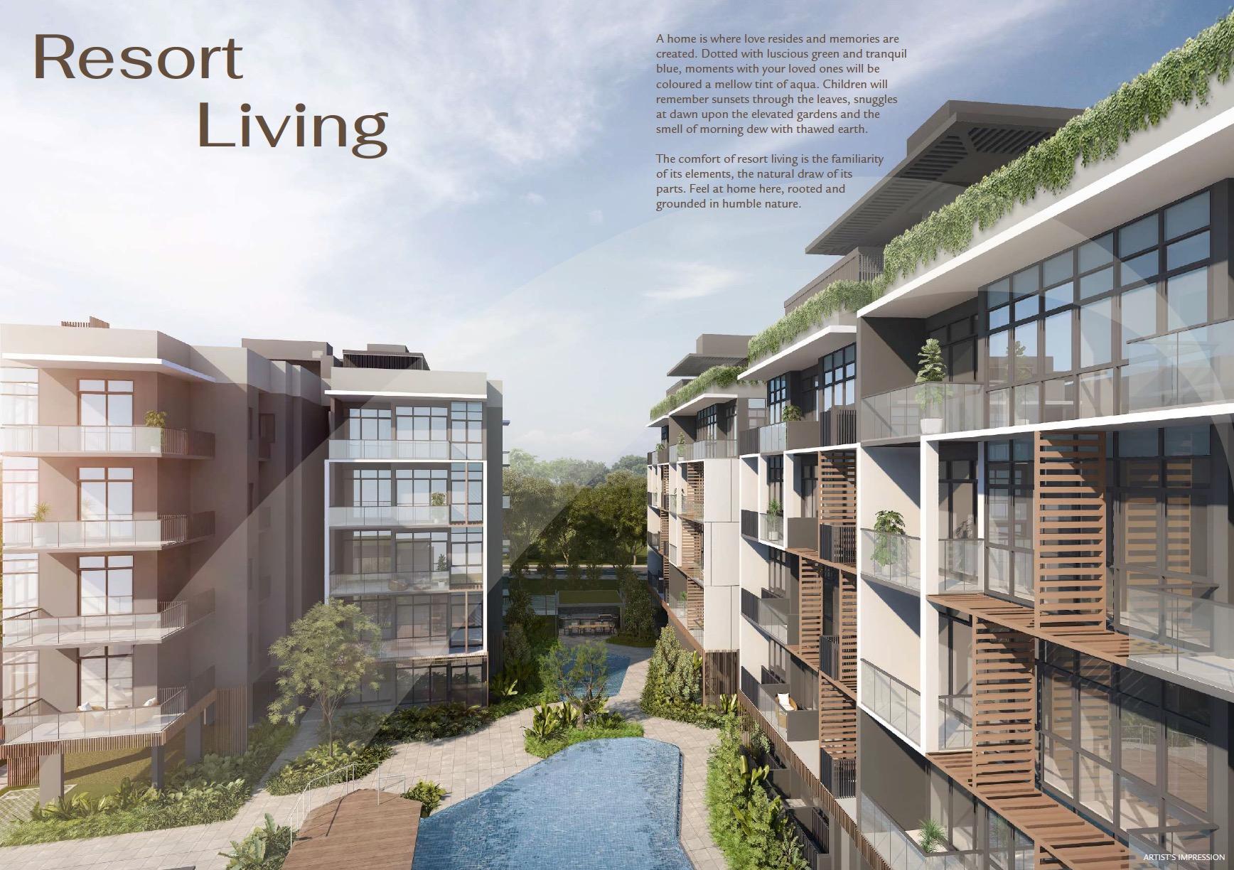 Phoenix Residences resort living