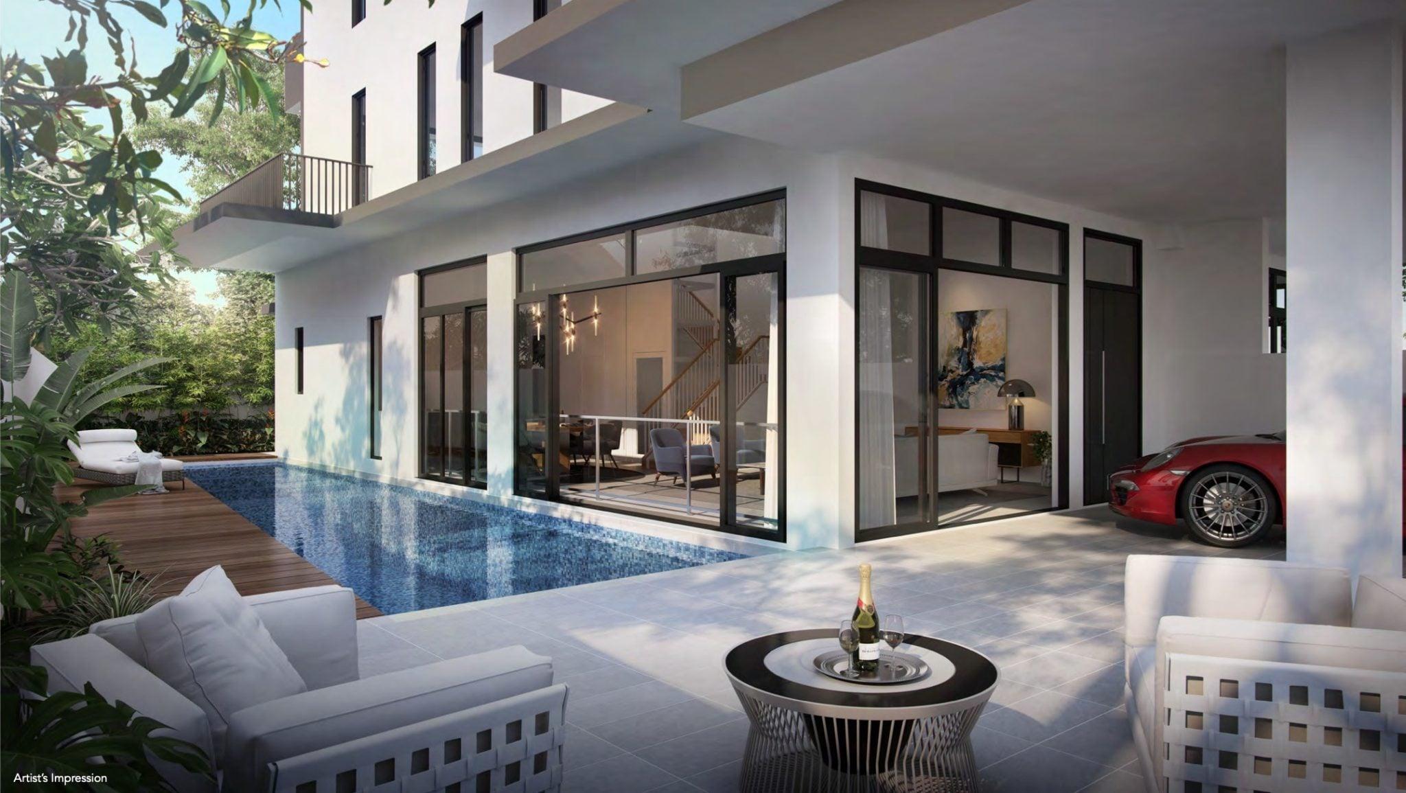 luxus-hills-contemporary - Semi D