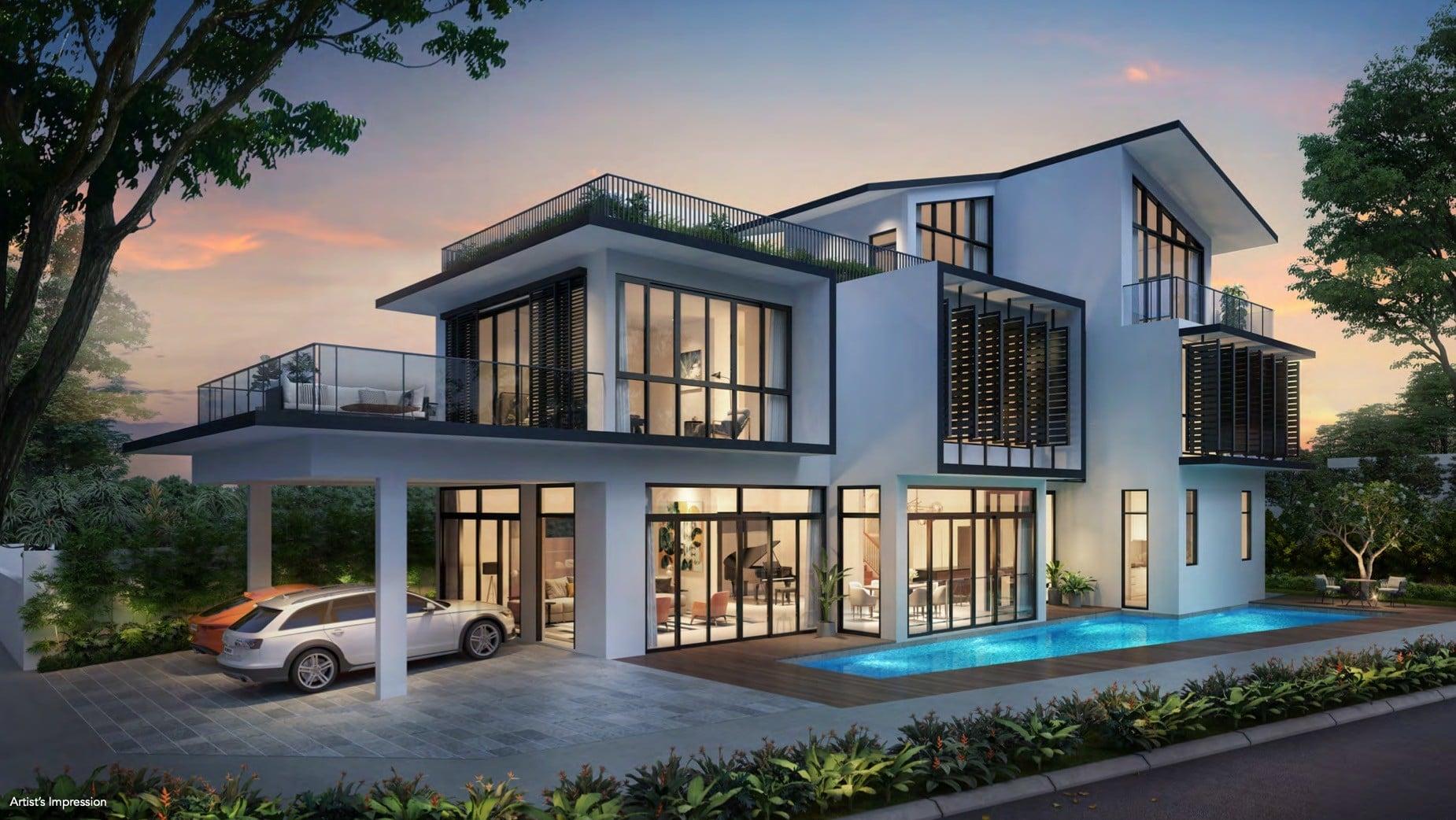luxus-hills-contemporary - Villa