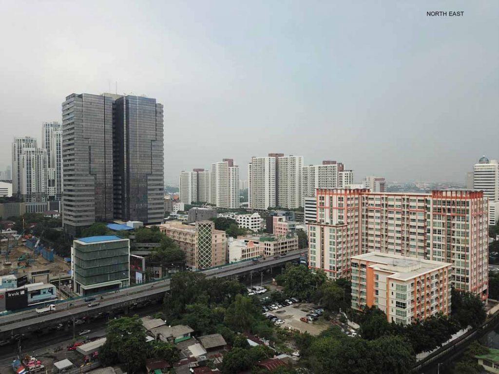 Ideo Rama 9 -Asoke North East Facing