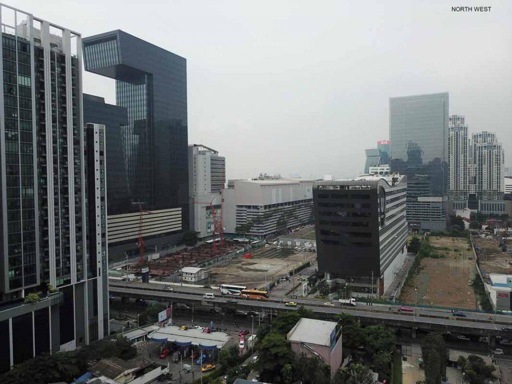 Ideo Rama 9 -Asoke North West Facing